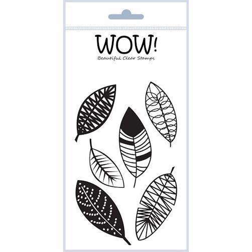WOW Clear Stamp Set - Flights of Fancy