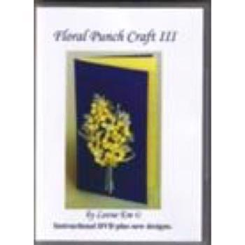DVD - Floral Punch Craft - III