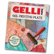 Gelli Plate - EXTRA Stor / 12x14""