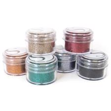 Silhouette Glitter Powder - Bold Colors