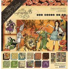 Graphic45 DeLuxe Collectors Edition - Magic of Oz