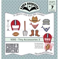 Karen Burniston Die - Tiny Accesories 3