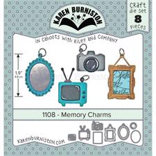 Karen Burniston Die - Memory Charms