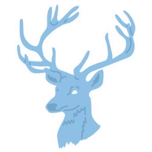 Creatables - Reindeer Head