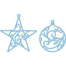 Creatables - Ornament / Star & Ball