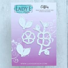 Lady E Design Dies - Cotton