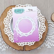 Lady E Design Dies - Doily