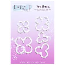 Lady E Design Dies - Tiny Flowers