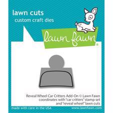 Lawn Cuts - Reveal Wheel Car Critters Add On - DIES
