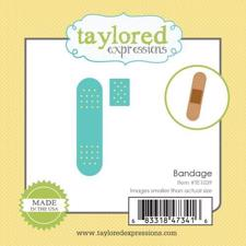 Taylored Expressions Dies - Little Bits / Bandage