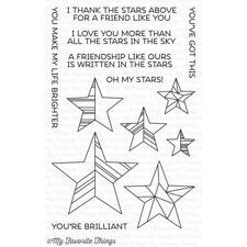 My Favourite Things Stamp Set - Stars Above