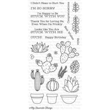 My Favourite Things Stamp Set - Sweet Succulents