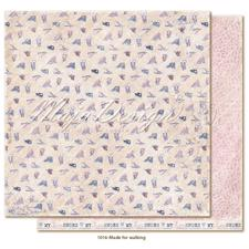 Maja Design Scrapbook Paper -Denim & Girls / Made for walking