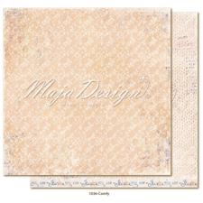 Maja Design Scrapbook Paper -Denim & Girls / Comfy