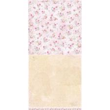 Scrapbook Paper - Sofiero / Strolling Down the Rose Path