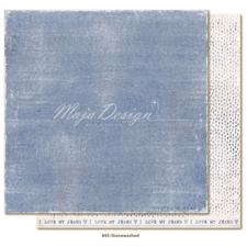 Maja Design Scrapbook Paper -Denim & Friends / Stonewashed