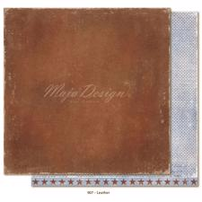 Maja Design Scrapbook Paper -Denim & Friends / Leather