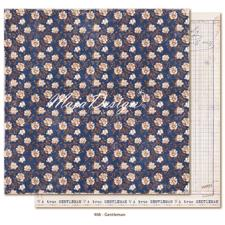 Maja Design Scrapbook Paper -Denim & Friends / Gentleman