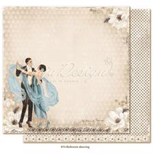 Maja Design Scrapbook Paper - Celebration / Ballroom dancing