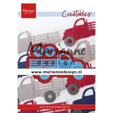 Marianne Design Creatables - Pick-Up Truck