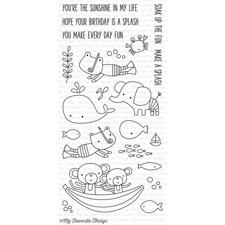 My Favourite Things Stamp Set - Soak up the Fun