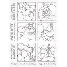My Favourite Things Stamp Set - Picture Perfect PARTY Animals