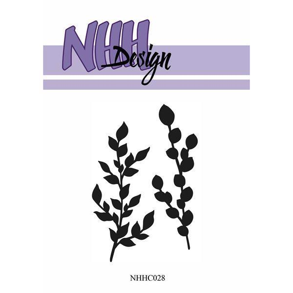 NHH Design Clearstamp - Branches