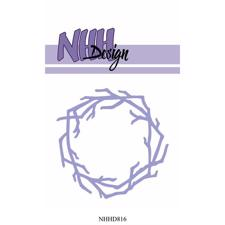 NHH Design Die - Wreath-1