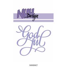 NHH Design Die - God Jul