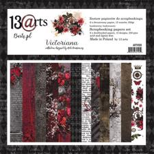 "13@rts Paper Pack 12x12"" - Victoriana"