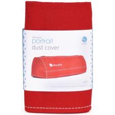 Silhouette PORTRAIT Dust Cover - Red