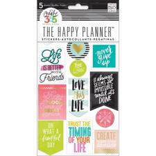 Happy Planner - Happy Planner / Life Quotes Stickers
