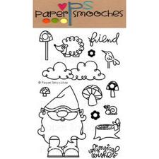 Paper Smooches Clear Stamp Set - Forest Whimsy