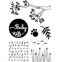 Clear Stamp Set - Baby