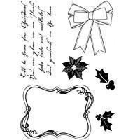 Clear Stamp Set - Leaves