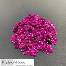 Simple and Basic Sequins (Pailetter) - Pink