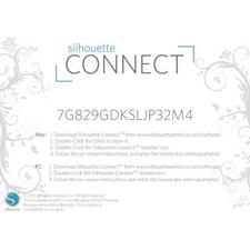 Silhouette Connect® - Scratch Card