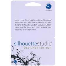 Silhouette Designer Edition - Scratch Card