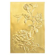 Sizzix 3D Embossing Folder - Tim Holtz / Rose