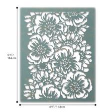 Sizzix Thinlits - Tim Holtz / Bouquet