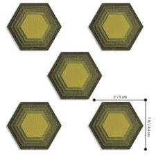Sizzix Thinlits - Tim Holtz / Stacked Tiles - Hexagons