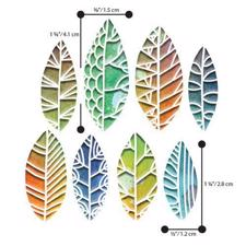 Sizzix Thinlits - Tim Holtz / Cut Out Leaves