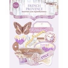 ScrapMir Ephemeras (cut-outs) - French Provence