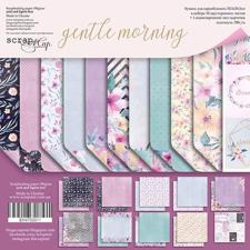 "ScrapMir Paper Pack 12x12"" - Gentle Morning"