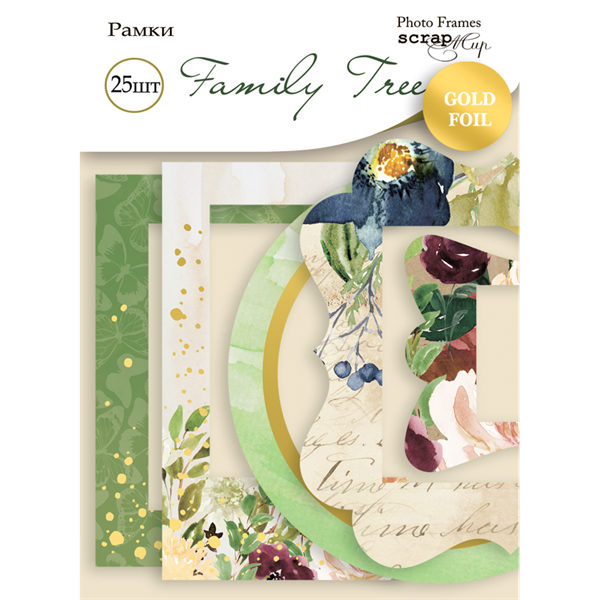 ScrapMir Photo Frames - Family Tree