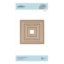 Spellbinders Die -  Fancy Edged Squares