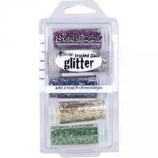 Stampendous Crushed Glass Glitter Kit