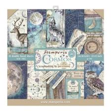 "Stamperia Paper Pack 12x12"" - Cosmos"