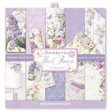 "Stamperia Paper Pack 12x12"" - Lilac Flowers"