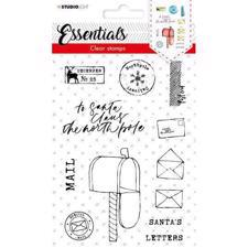 Studiolight Clear Stamp - Christmas Mail Box